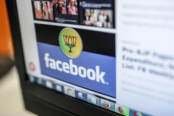 Indian lawmakers accuse Facebook of political bias
