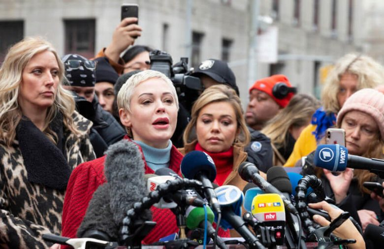 Rose McGowan Is a Rising Phoenix & Alexander Payne Got Too Close