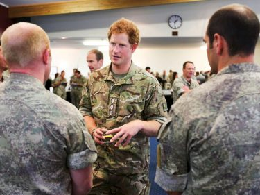Prince Harry Walked Away from Royal Duties – And the Military's Respect