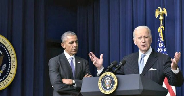 Report: Dem Says Obama Warned that Biden Could Still 'F*ck Things Up'