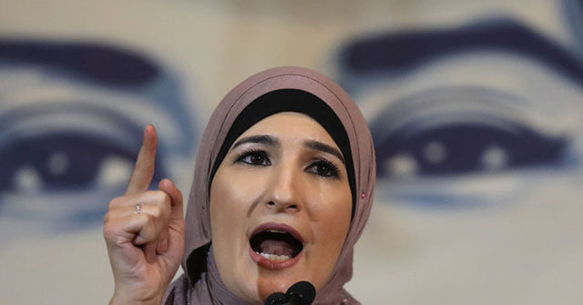 Linda Sarsour at DNC: Democrats Are 'Absolutely Our Party'