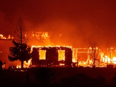 Google brings emergency alert tools to Search and Maps as fires rage in Northern California