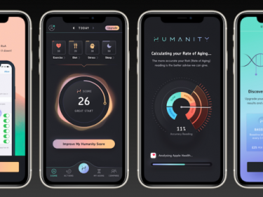 Humanity Inc. raises funding to allow us to monitor and affect our rate of aging