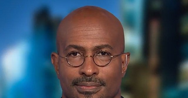 Van Jones on Kamala's DNC Speech: 'I Got The Feels, Man' — Beautiful, Amazing