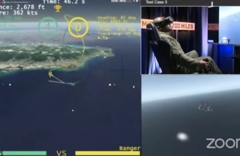 Heron Systems' AI pilot just beat a human in a simulated dogfight