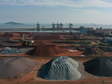 Move Over Gold: The Pandemic Is Causing a Frenzy Around Iron Ore