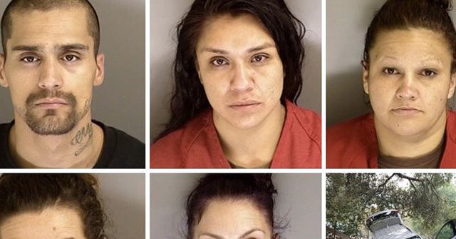 Sheriff: Looters Arrested for Targeting Homes of CA Wildfire Evacuees