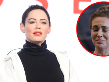Rose McGowan Body Slams Alyssa Milano: 'Get Off My Coattails You F**ing Fraud'