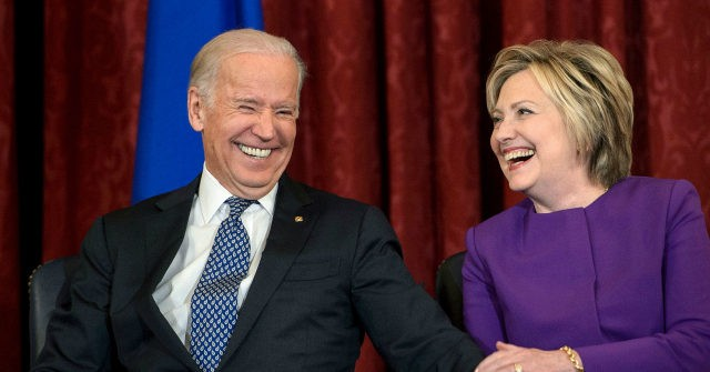 Donald Trump: Joe Biden Is 'More Likable,' but Hillary Clinton Is 'Much Smarter'