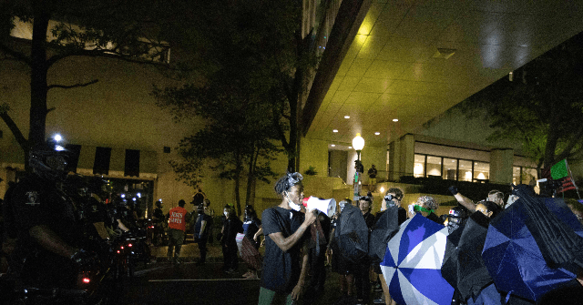 Left-Wing Protesters Intimidate Diners in Charlotte