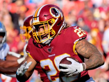 Derrius Guice Is Ending Ed Orgeron's Career as Well as His Own