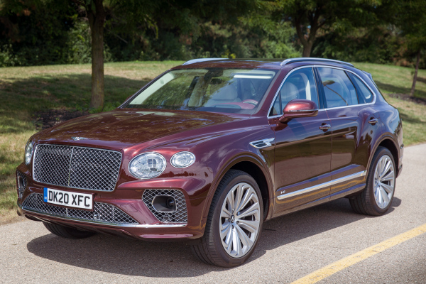3 thoughts after 24 hours in the $177,000 Bentley Bentayga
