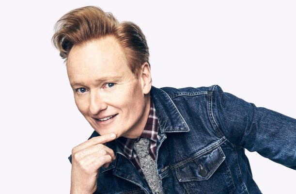 Conan is coming to Disrupt 2020