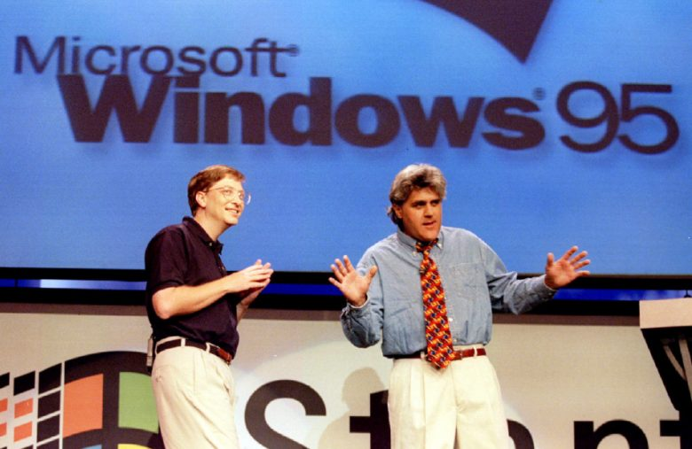 Windows 95 turned 25 today