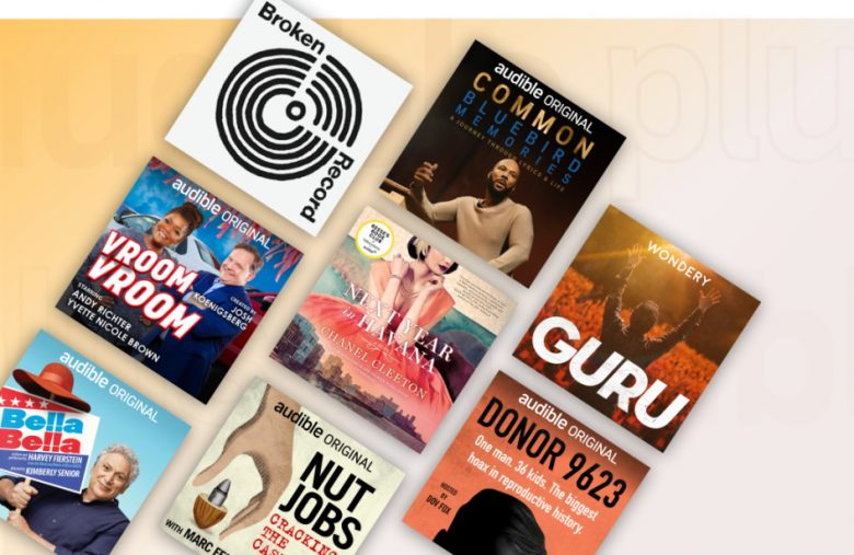 Audible has a new, cheaper plan (if you can do without the book credits)