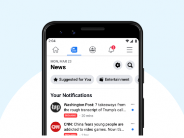Facebook News to expand internationally to the U.K., Germany, France, India, and Brazil