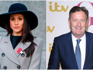 Piers Morgan Rants About Meghan Markle Again – and He's Wrong, Again