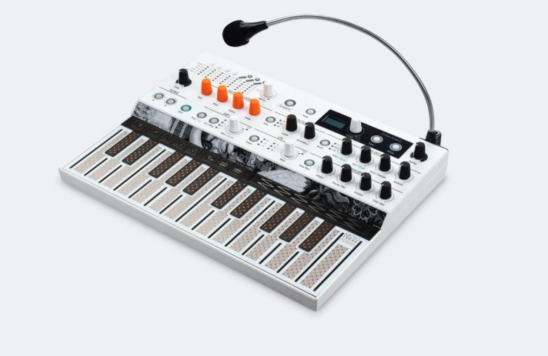 Arturia's MicoFreak gets a vocoder mode and limited-edition makeover