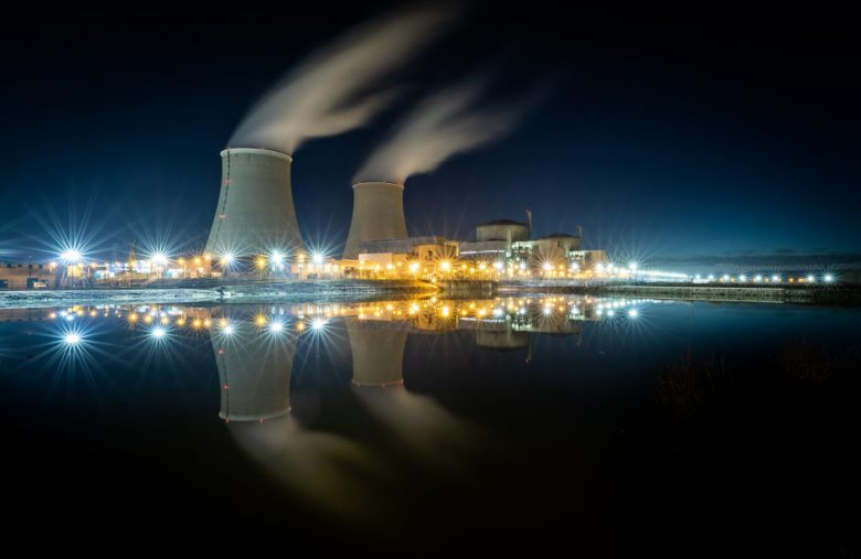 It takes an estimated seven nuclear plants to power our bitcoin mining