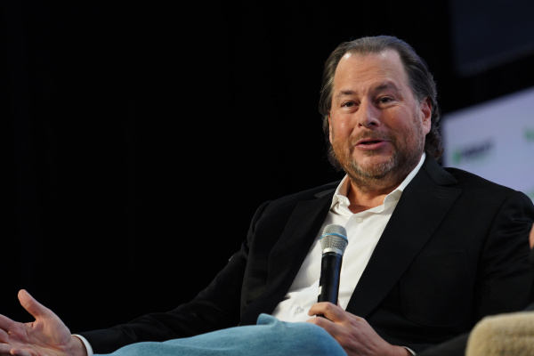 How Salesforce beat its own target to reach $20B run rate ahead of schedule