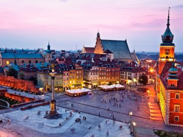 Calling Warsaw VCs: Be featured in The Great TechCrunch Survey of European VC