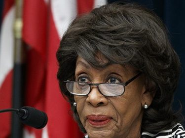 Maxine Waters Scolds Cops as Protesters Torch Cities
