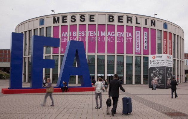 IFA's executive director discusses why the tech show must go on
