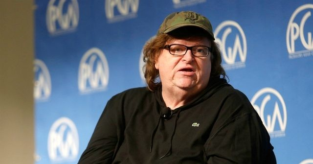 Michael Moore Warns Democrats Enthusiasm for Trump 2020 'Off the Charts'