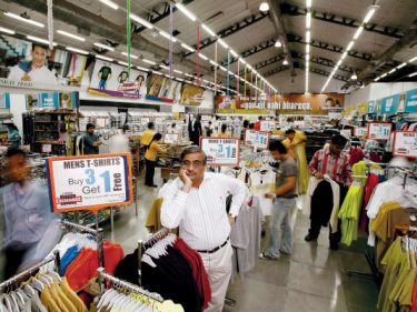 India's Reliance Retail to acquire Future Group's retail, wholesale, and logistics businesses for $3.4 billion