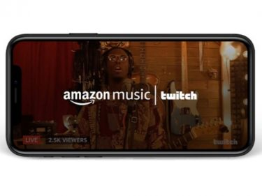 Amazon brings Twitch's livestreams to its Amazon Music app