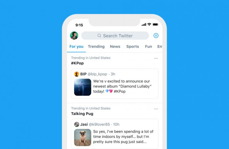 Twitter will pin tweets to explain trending topics