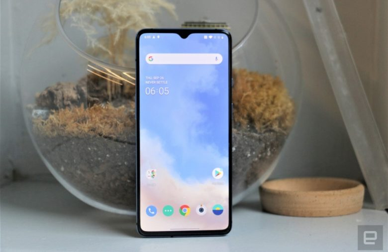 The OnePlus 7T is 33 percent off today at B&H Photo