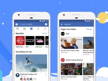 Facebook Watch is getting 1.25B visitors each month