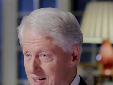 Bill Clinton: Trump Will Be 'Stacking Sandbags' to Stay in the White House