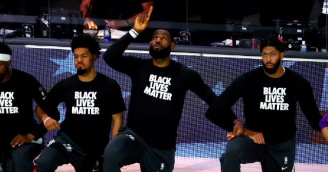Poll: Fans Say NBA Has Become 'Too Political' as Ratings Crumble