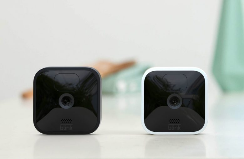 Amazon's new Blink cameras can run for up to four years