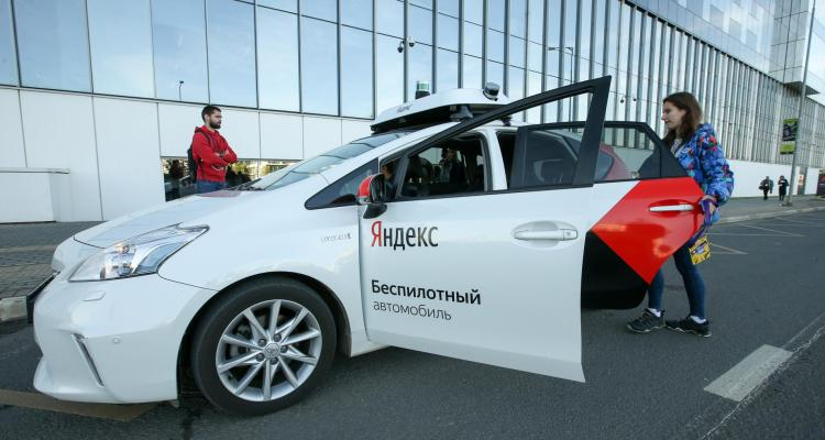 Yandex spins out self-driving car unit from its Uber JV, invests $150M into newco