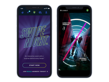 "Tinder's interactive video event, ""Swipe Night,"" will launch in international markets this month"