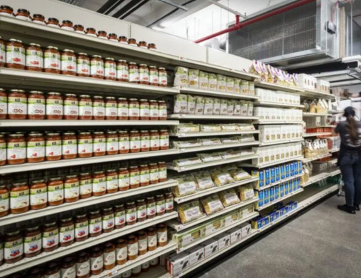 That Whole Foods is an Amazon warehouse; get used to it