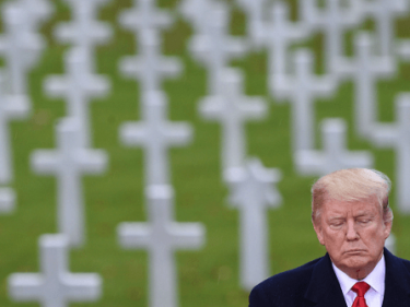 Donald Trump: 'The Atlantic' Story 'Totally Fake'; Fallen Soldiers Are 'Heroes'