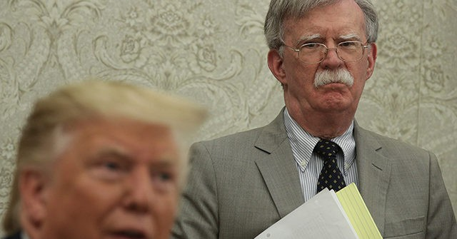 John Bolton Rejects Atlantic Story: 'I Was There'; 'I Didn't Hear That'