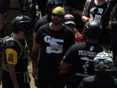 Facebook boots Patriot Prayer, a far-right group with a history of violence
