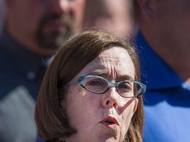 Watch: Oregon Governor Refuses to Explain Why She Didn't Condemn Antifa