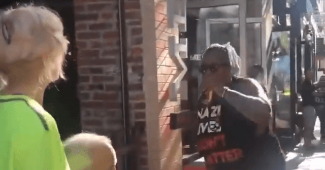 BLM to Elderly Couple: 'F*** the White People That Built the System'