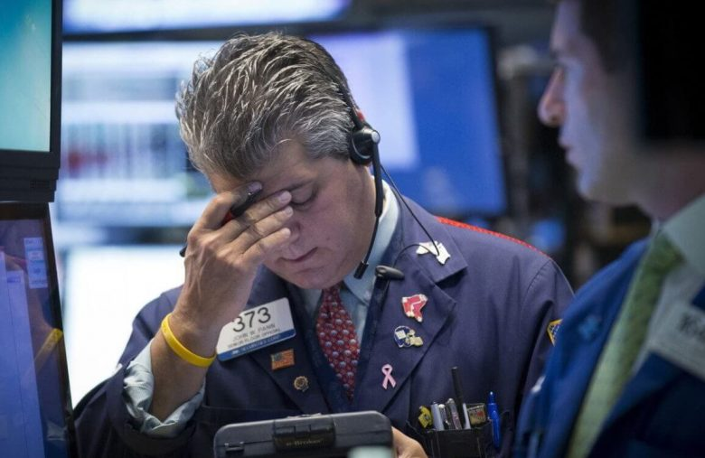 Stock Market Meltdown Continues as Big Tech Extend Losses