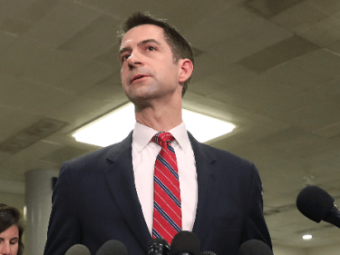 Exclusive — Sen. Tom Cotton Introduces Trio of Bills to Combat Rioters