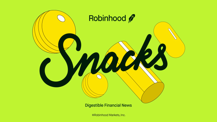 Robinhood's financial news team launches its first video series