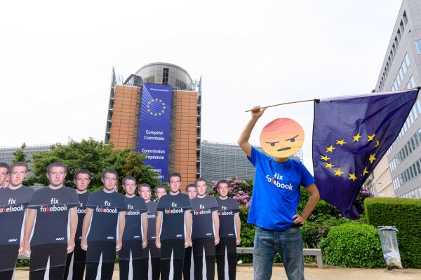 EU lawmakers say it's time to go further on tackling disinformation