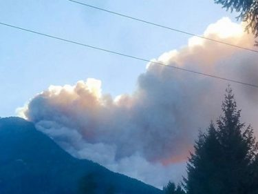 102 Wildfires Rage in the West: 'It Looks Like the Apocalypse Right Now'