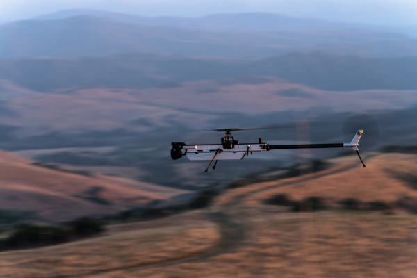 Anduril launches a smarter drone and picks up more money to build a virtual border wall